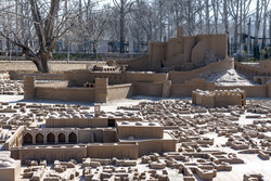 UNESCO-registered Bam Citadel