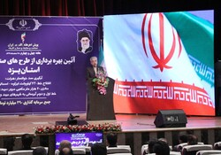 Water, electricity projects worth over $92m inaugurated in central Iran