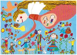 Ie-no-Hikari World Children's Picture Contest