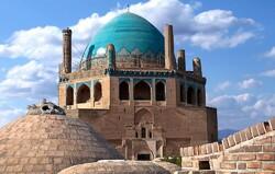 UNESCO-registered Soltaniyeh