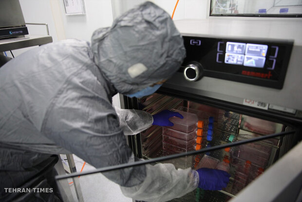 Iran starts mass-production of coronavirus vaccine