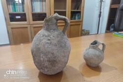 Parthian-era jugs