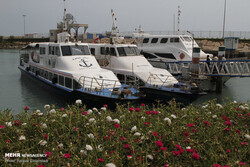 Sea trips in Iran grow over Noruz holidays