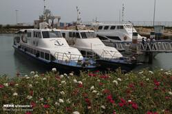 Sea trips in Iran grow over Noruz holidays