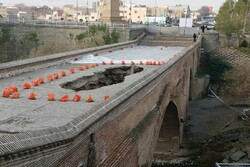 Historical arch bridge to undergo urgent restoration near Tehran