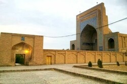 Landscaping project conducted at mausoleum of Sufi scholar