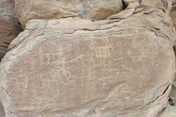 70 historical petroglyphs discovered in central Iran