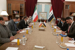 Ghasem Mohammad Jalal al-Araji, Iraq's national security adviser, has traveled to Tehran at the official invitation of Admiral Ali Shamkhani as the head of delegation.