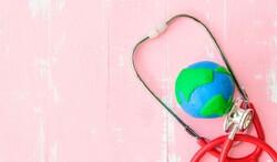 "National health week aims at ""building a fairer, healthier world"""