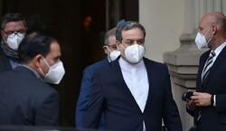 Iran's nuclear deal negotiator Araqchi