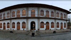Six historical buildings in Gorgan to be turned into guest houses