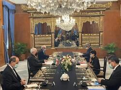 Iran's Zarif holds talks in Jakarta