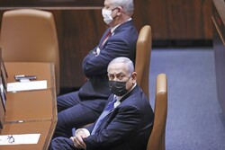 Netanyahu is in sheer despair