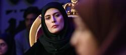 "Behnaz Jafari acts in a scene from Iranian drama ""Yalda, a Night for Forgiveness"" directed by Masud Bakhshi."