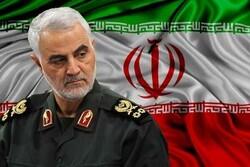 Lieutenant-General Qassem Soleiamni (file photo).