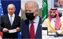 U.S.-Israel-Saudi Arabia