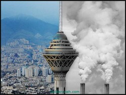Some 40,000 premature deaths occur in Iran due to air pollution