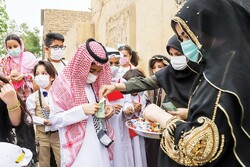 Iranian Arabs celebrate traditional festival of Girgian