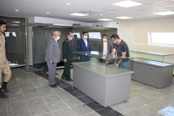 Tabriz museum featuring Sacred Defense scenes renovated