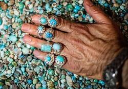 Iranian handicrafts: Stone carving in Khorasan