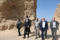 Sassanid-era citadel to turn into cultural heritage base