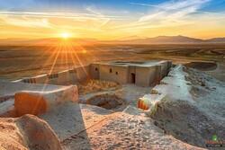 Median-era citadel to turn into hub for intl. sightseers