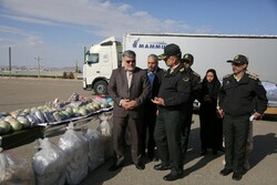 Police discover 1.1 tons of narcotics in Sistan-Baluchestan