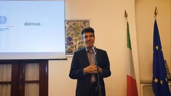 Italy's Ambassador to Tehran Giuseppe Perrone