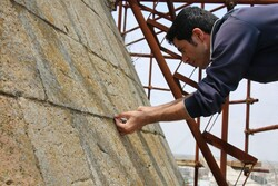 UNESCO-registered Gonbad-e Qabus prepared for restoration