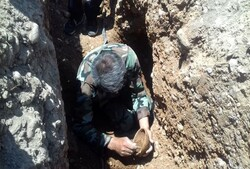Millennia-old tomb, relics unearthed in southwestern Iran