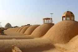 Historical bazaar, defensive wall in Ardakan undergo restoration