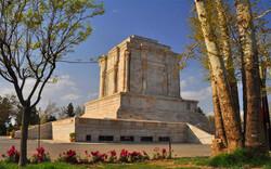 Tomb of Ferdowsi, Tus.