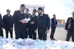 IRGC smashes large gang smuggling drugs to Europe