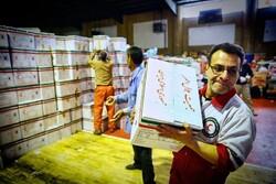 Iranians donate medical supplies worth $100,000 to Gaza