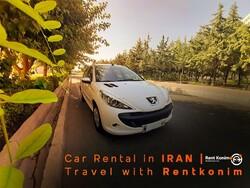 Car rental in Iran; travel with Rentkonim