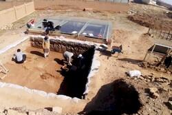 Khalehkuh site