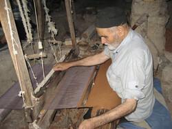 Persian handicrafts: Abaa of Bushehr