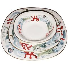 Porcelain plates by Salvador Dali put on show at Tehran exhibit