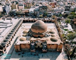 Blue Mosque of Tabriz: a forgotten masterpiece of Iranian architecture