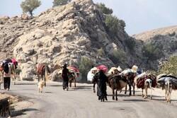 ancient nomadic routes