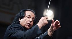 Iranian composer Ali Rahbari.