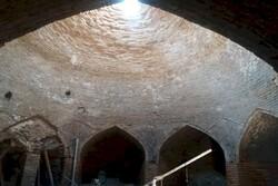 Mud-brick domed bathhouse to undergo restoration