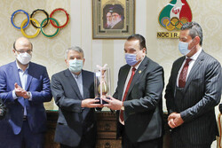 Iran, Afghanistan sign MOU on sports cooperation