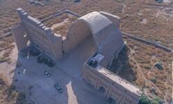 Taq Kasra, Persianmasterpiece ofarchitecture in Iraq, to be restored