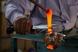 Handmade glasswork