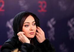 Iranian actress-director Niki Karimi in an undated photo.