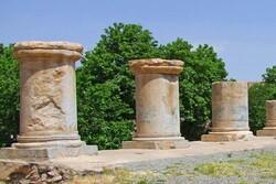 Temple of Anahita in western Iran undergoes restoration