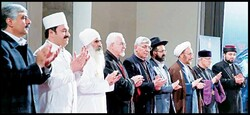 Religious minorities urge people for high turnout in presidential elections
