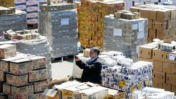 $123m of smuggled goods, currency seized