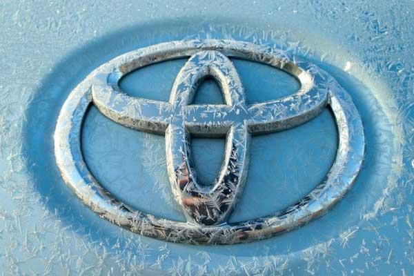 Toyota corolla PCO rental car